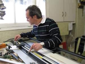 HADJEAN Arnaud, Artisan Encadreur