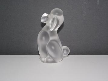 Figurine en cristal de Sèvres