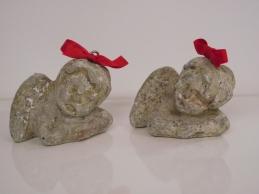 Anges en pierre