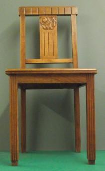 Chaise-art-deco